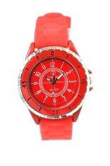 ซื้อ Sunday นาฬิกาข้อมือผู้หญิง สายเรซิ่น รุ่น Sunshine Red 01 Red ใน ปทุมธานี