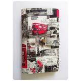 ราคา Sunitara กระเป๋าใส่สมุดบัญชีฯ ลายปารีส พื้นดำ ลาย 1 ออนไลน์ Thailand