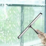 ซื้อ Sunwonder New Stainless Steel Handheld Shower Glass Cleaning Window Cleaner Squeegee Shower Wiper Intl ถูก ใน จีน