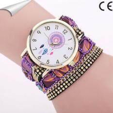ซื้อ Super Heng เครื่องประดับ นาฬิกา แฟชั่น สำหรับสุภาพสตรี สร้อยข้อมือ อนาล็อก ล็อกเกตนาฬิกา สายหนัง นาฬิกาแฟชั่นผู้หญิงน่ารักๆ ออนไลน์