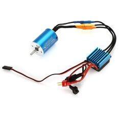 ซื้อ Surpass 2838 4500Kv Sensorless Motor 35A Brushless Esc ออนไลน์ Thailand