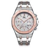 ราคา Svl Date Quartz นาฬิกาข้อมือผู้ชาย มีวันที่ กันน้ำ 100 รุ่น Gp80333 Tr Rose Silver M แถมซองนาฬิกาสุดหรู ราคาถูกที่สุด