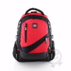 Swiss Gear Backpack Kw079 18 Rd Red New ของแท้ 100 Warranty Leafletถูกต้องตามกฎหมาย ใน กรุงเทพมหานคร