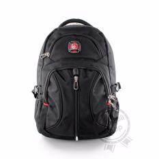 ราคา Swiss Gear Backpack Kw080 18 Bl Black New ของแท้ 100 Warranty Leafletถูกต้องตามกฎหมาย ใหม่ ถูก