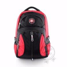 ซื้อ Swiss Gear Backpack Kw080 18 Rd Red New ของแท้ 100 Warranty Leafletถูกต้องตามกฎหมาย Swiss Gear ออนไลน์