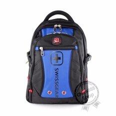 ส่วนลด Swiss Gear Backpack Kw129 18 Bu Blue Big Sizeของแท้ 100 Warranty Leafletถูกต้องตามกฎหมาย