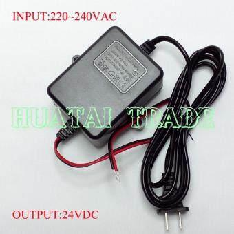 หม้อแปลงปั๊มน้ำ Switching Adapter 24V