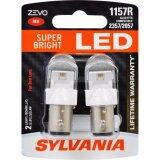 ขาย ซื้อ Sylvania Zevo 1157R Super Bright Red P21 5W