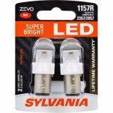 ขาย Sylvania Zevo 1157R Super Bright Red P21 5W ถูก