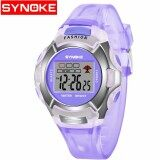 ขาย Synoke Children Luminous Waterproof Sports Watch 99329 Intl Synoke เป็นต้นฉบับ
