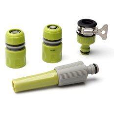 ส่วนลด Takara หัวฉีดน้ำ มาตรฐาน พร้อมอุปกรณ์สำหรับต่อสายยาง สำหรับ ล้างรถ รดน้ำต้นไม้