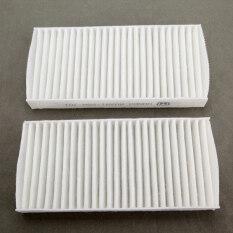 ราคา Teamtop Set Of 2 Filters Cabin Air Filter For Honda Civic Hybrid Cr V Element Acura Rsx Intl เป็นต้นฉบับ