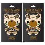 Ted A Car แผ่นหอมปรับอากาศ กลิ่นฟอร์ เรสท์ 2 ชิ้น กรุงเทพมหานคร