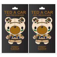ขาย ซื้อ Ted A Car แผ่นหอมปรับอากาศ กลิ่นฟอร์ เรสท์ 2 ชิ้น กรุงเทพมหานคร