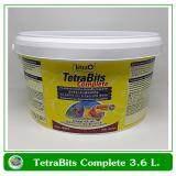 ราคา Tetra Bits Complete 3 6 ลิตร อาหารปลาชนิดเกล็ด Granules Tetra เป็นต้นฉบับ