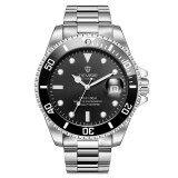 ซื้อ Tevise T801 Men Automatic Mechanical Watch Fashion Waterproof Luminous Watch Intl ถูก ใน จีน