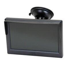 ซื้อ ดูมอนิเตอร์แอลซีดี Tft รถย้อนกลับหลังรถสำรองสำหรับกล้อง Dvd วีซีดี 5นิ้ว ถูก