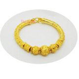 ส่วนลด Thai Jewelry สร้อย กำไลข้อมือ ทองสุโขทัย งานชุบทองไมครอน ชุบเศษทองคำแท้ 96 5 น้ำหนัก 2 บาท ขนาด 6 7 นิ้ว Thai Jewelry กรุงเทพมหานคร