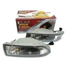 ซื้อ Thailand ไฟตัดหมอก ไฟสปอร์ตไลท์ สำหรับ Toyota Altis 2002 Vios 2003 Unbranded Generic ออนไลน์