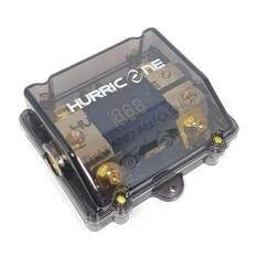 Thailand Hurricane ฟิวส์ดิจิตอล 1 ออก 2  มีจอแสดงผล Voltage รุ่น  Hp-2.