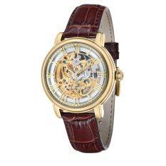 ขาย Thomas Earnshaw Longcase 43Mm Es 8040 02 Men S Brown Genuine Leather Strap Watch Intl ฮ่องกง ถูก