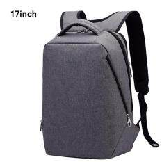 ขาย Tigernu 17 Inches Fashion Sch**l Teenager Bag Large Capacity Causal Laptop Backpack For 12 17Inches Laptop Grey Tigernu