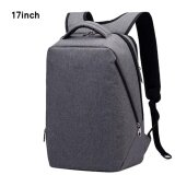 ขาย Tigernu 17 Inches Fashion Sch**l Teenager Bag Large Capacity Causal Laptop Backpack For 12 15 6Inches Laptop3164 Grey Intl Tigernu ออนไลน์