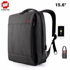 ราคา Tigernu Anti Theft Waterproof Laptop Backpack With Usb Charging Port For 12 15 6 3269A Intl Tigernu เป็นต้นฉบับ