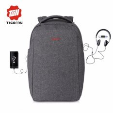 ซื้อ Tigernu Anti Thief 12 15 6 Laptop Backpack Usb Charging Sch**l Backpack For Teens Intl ใน จีน
