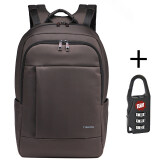 ขาย ซื้อ Tigernu Fashion Sport Business Bag Anti Theft Men Women For 12 1 17 Inch Travel Multifunctional Backpack Coffee จีน