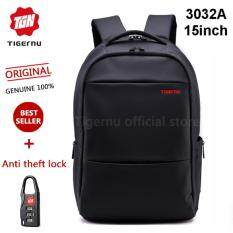 Tigernu Size M 15 Inches Travel Business Daily Waterproof Backpack For 10 1 15 6 Inches Laptop T B3032A Intl ใน จีน