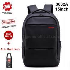 ราคา Tigernu Size M 15 Inches Travel Business Daily Waterproof Backpack For 10 1 15 6 Inches Laptop T B3032A Intl ใหม่