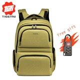 ขาย Tigernu Waterproof Nylon Multi Functional Travel Men Women Backpack For 10 1 15 6 Laptop T B3140 Green Intl ราคาถูกที่สุด
