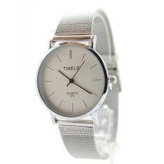 ขาย Timele นาฬิกาข้อมือชาย หญิง สายเหล็ก Stainless Steel T005 เป็นต้นฉบับ