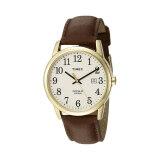 ซื้อ Timex นาฬิกาข้อมือผู้ชาย รุ่น Easy Reader Tw2P75800 สีน้ำตาล ใน ไทย