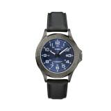 ขาย Timex นาฬิกาข้อมือผู้ชาย รุ่น Elevated Classics Gunmetal Tone Dress Black Watch T2P392 สีดำ ออนไลน์ สมุทรปราการ