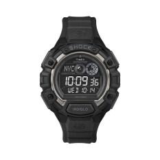 ขาย Timex นาฬิกาข้อมือ รุ่น Exped Global Shock Black Negative Display T49970 สีดำ ผู้ค้าส่ง