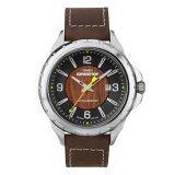 ราคา Timex Expedition Rugged Field นาฬิกาข้อมือผู้ชาย สีน้ำตาล สายหนัง ออนไลน์