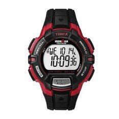 ซื้อ Timex นาฬิกาข้อมือ Men Marathon Digt รุ่น T5K792 Black Red Timex ถูก
