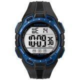 ราคา Timex นาฬิกาข้อมือ Men Marathon Digt รุ่น Tw5K94700 Black Blue Timex ออนไลน์