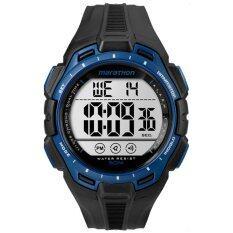 ขาย ซื้อ Timex นาฬิกาข้อมือ Men Marathon Digt รุ่น Tw5K94700 Black Blue