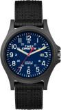 ซื้อ Timex นาฬิกาข้อมือผู้ชาย สีดำ สายผ้า รุ่น Tw4999900 ใหม่