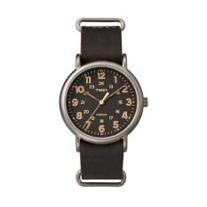ขาย Timex นาฬิกาข้อมือผู้ชาย รุ่น Oversized Vintage Style Watch Tw2P85800 สีดำ ถูก ไทย