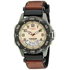 ราคา Timex® Mens Expedition® Analog And Digital Combo Watch T45181 Ship From Usa Flyingcoco Intl ถูก