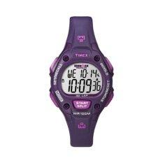 ซื้อ Timex นาฬิกาข้อมือ รุ่น T5K756 Iman 30Lp Plum Rsn Mid สีม่วง ออนไลน์ ถูก