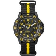 โปรโมชั่น Timex Tw4B05300 Expedition นาฬิกาสำหรับขาลุย สายผ้า Timex