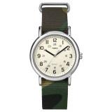 ราคา Timex นาฬิกา รุ่น Weekender™ Camo Green Timex เป็นต้นฉบับ