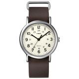 ราคา Timex นาฬิกา รุ่น Weekender™ Leather Brown ใหม่