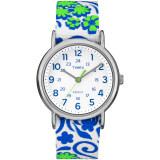 ขาย Timex นาฬิกา รุ่น Weekender™ Reversible Floral Green ราคาถูกที่สุด