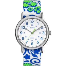 ขาย Timex นาฬิกา รุ่น Weekender™ Reversible Floral Green Timex ผู้ค้าส่ง